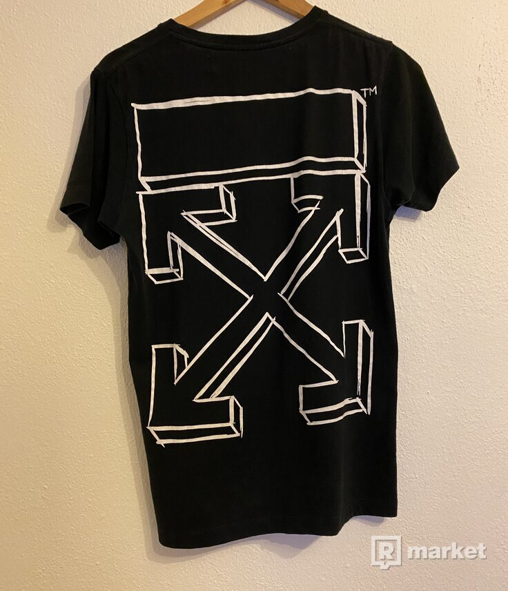 WTS Off White tee