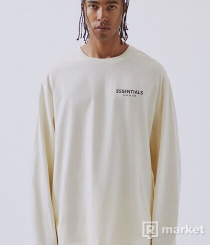 FOG ESSENTIALS TEE