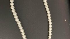 Pearls 45+3cm