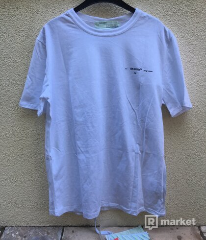 OFF White Painting tee