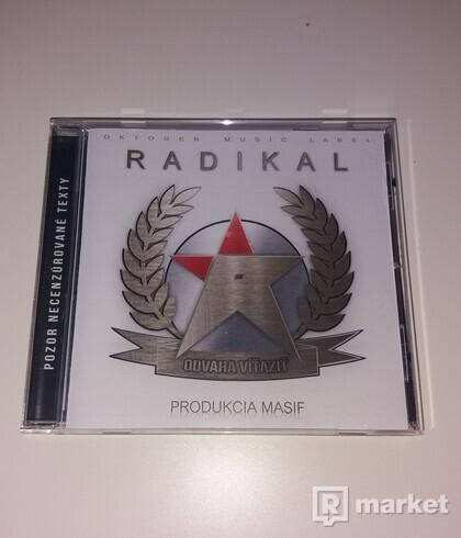 CD Radikal - Odvaha Viťazit