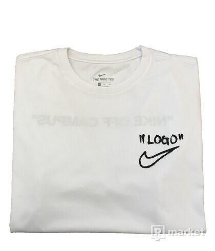 Nike x Off-white Campus Tee - White