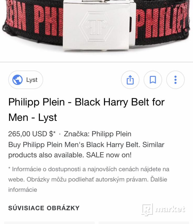 Philip Plein belt