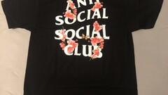 Anti Social Social Club Kkoch Tee