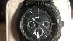 FOSSIL DECKER FS4552