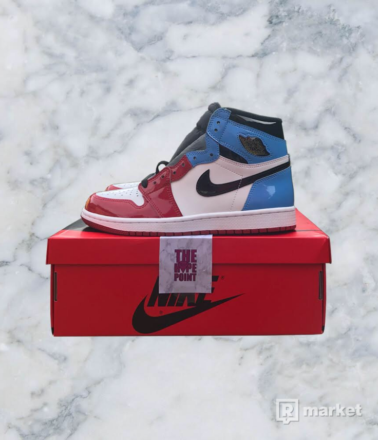 "Air jordan 1 High ""Fearless"""