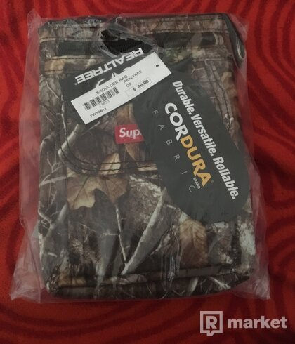 Supreme shoulder bag realtree camo