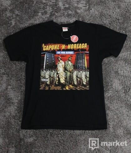 Supreme The War Report Tee Black