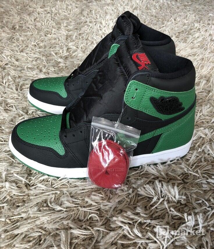 Nike Air Jordan 1 Pine Green - EU43