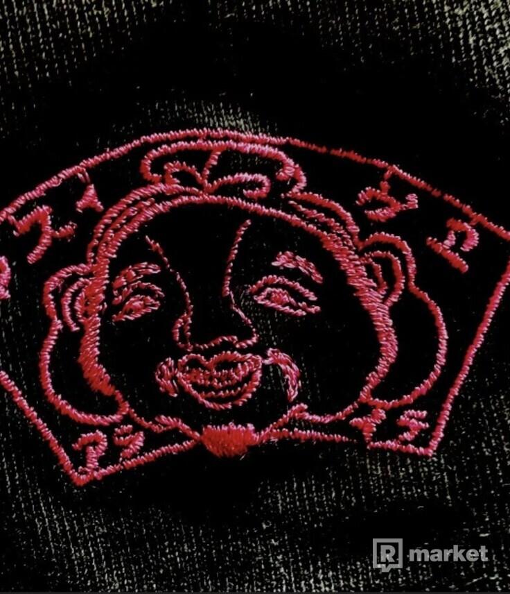 Evisu Red Buddha triko