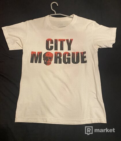 Vlone CITY MORGUE TEE