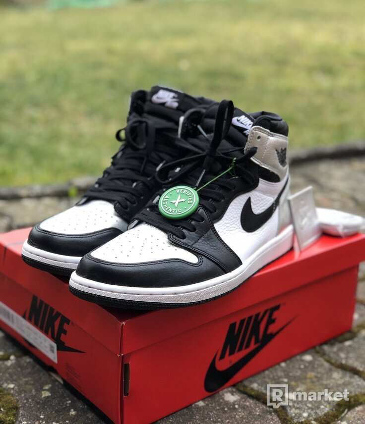Air Jordan Silver Toe🤍