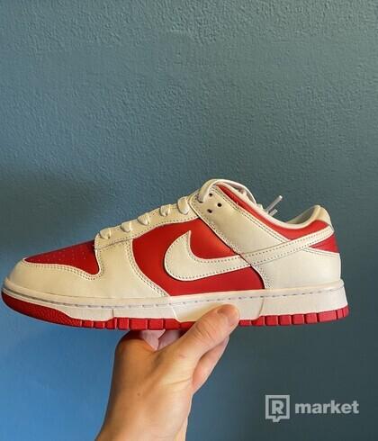 Nike Dunk Low University Red- Eu42,5