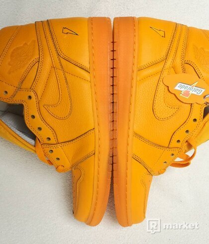 Nike air Jordan 1 GATORADE US 10