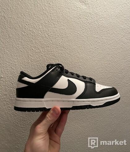Nike Dunk Low White Black -Eu 38,5