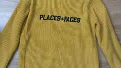 Places+Faces Knitted Jumper