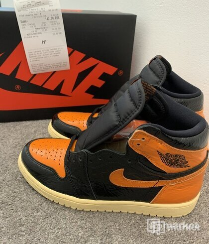 Jordan 1 Shattered Backboard-KUPIM