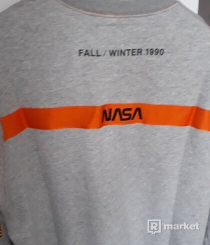 HERON PRESTON NASA - uni mikina