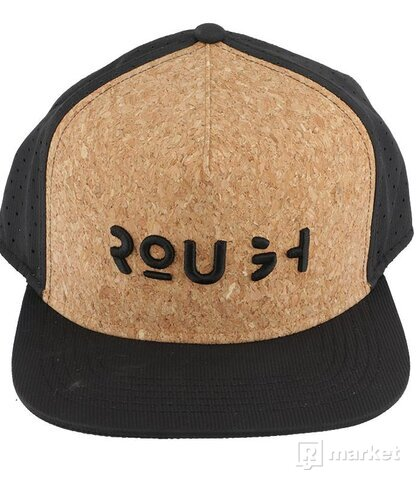 Rough-Tender | Matching Snapback Cork hat | Adult Rough