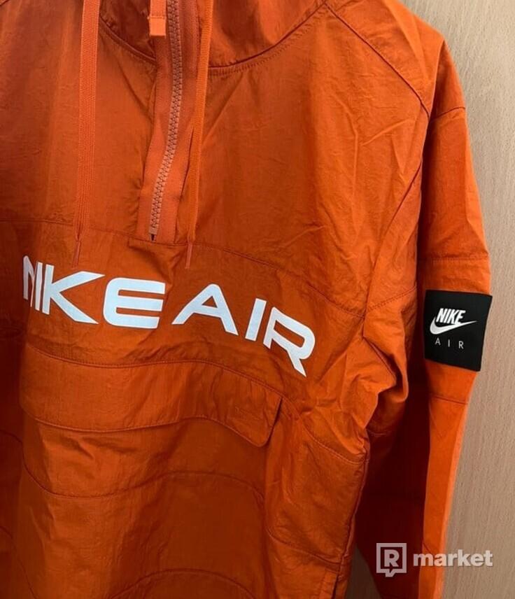 Nike Orange Windbreake XS