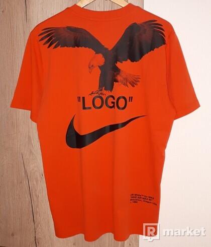 OFF-WHITE x Nike NRG A6 Tee Orange