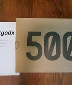 Adidas Yeezy 500 Blush - Platné do zmazania.