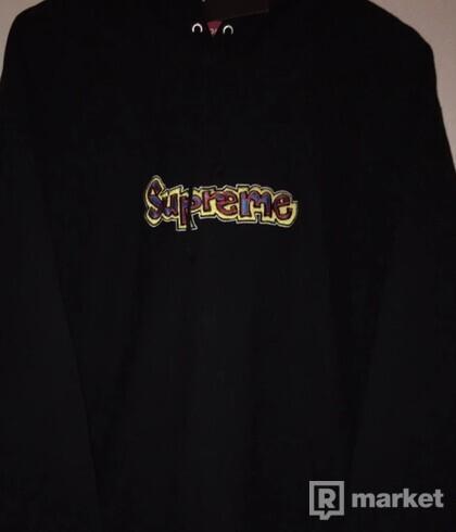 Supreme Gonz Logo hoodie