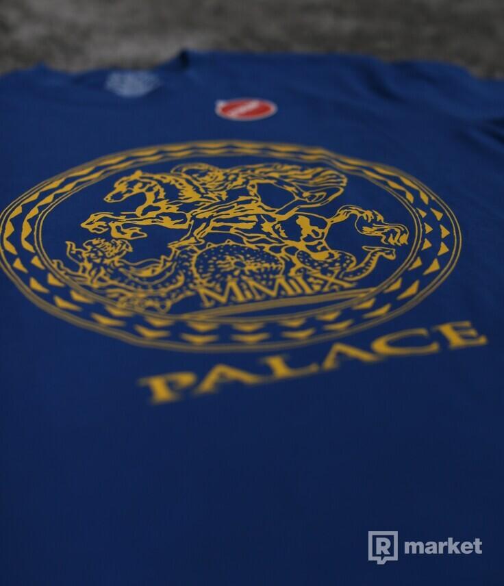 Palace MMIX Tee Blue