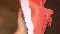Nike Air Huarache Run Ultra 'Mango'