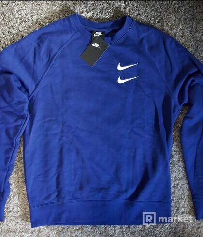 Nike Swoosh Crewneck