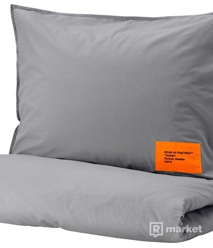 "Ikea x Virgil Abloh ""BEDDING"""
