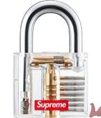 Supreme Transparent Lock/zámok