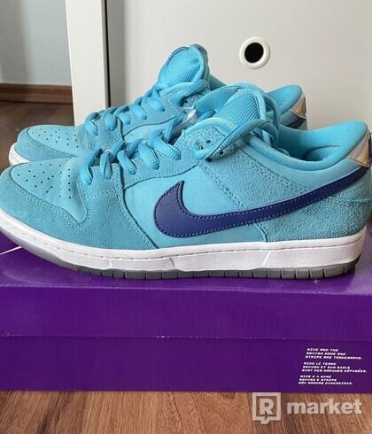 "Nike Sb Dunk Pro - ""Blue Fury"""