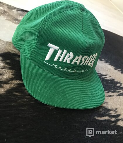 Thrasher hat