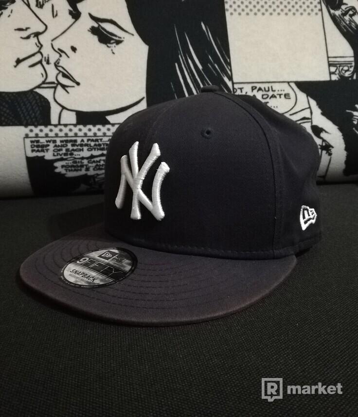 NEW ERA New York Yankees Navy 9FIFTY Snapback