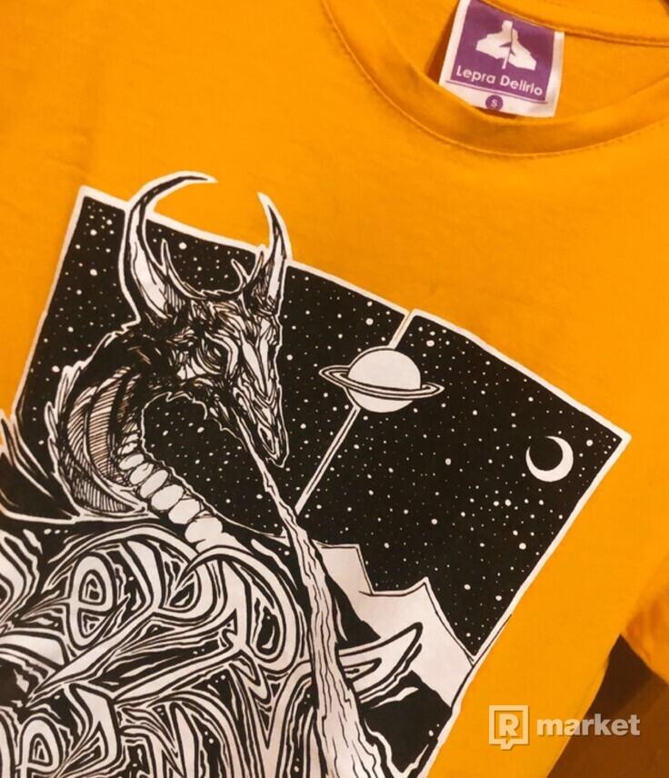 Lepra Delirio S tričko