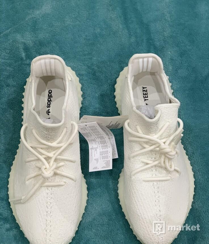 Yeezy 350 V2  Tripple White