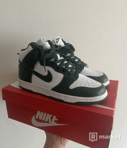 Nike Dunk Spartan Green
