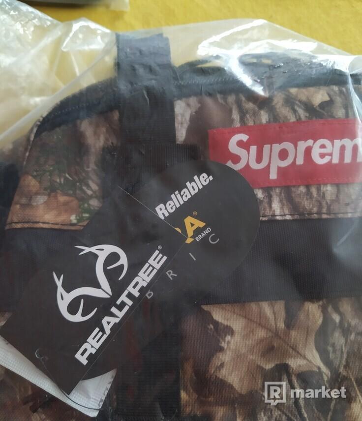 Supreme Waist Bag Real tree FW19B10