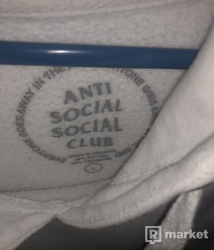 ASSC MoreHateMoreLove hoodie