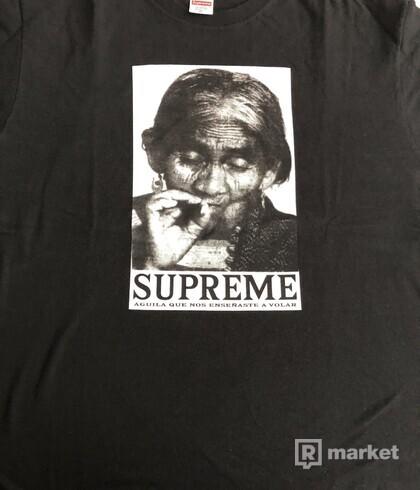 Supreme Aguila Tee Black