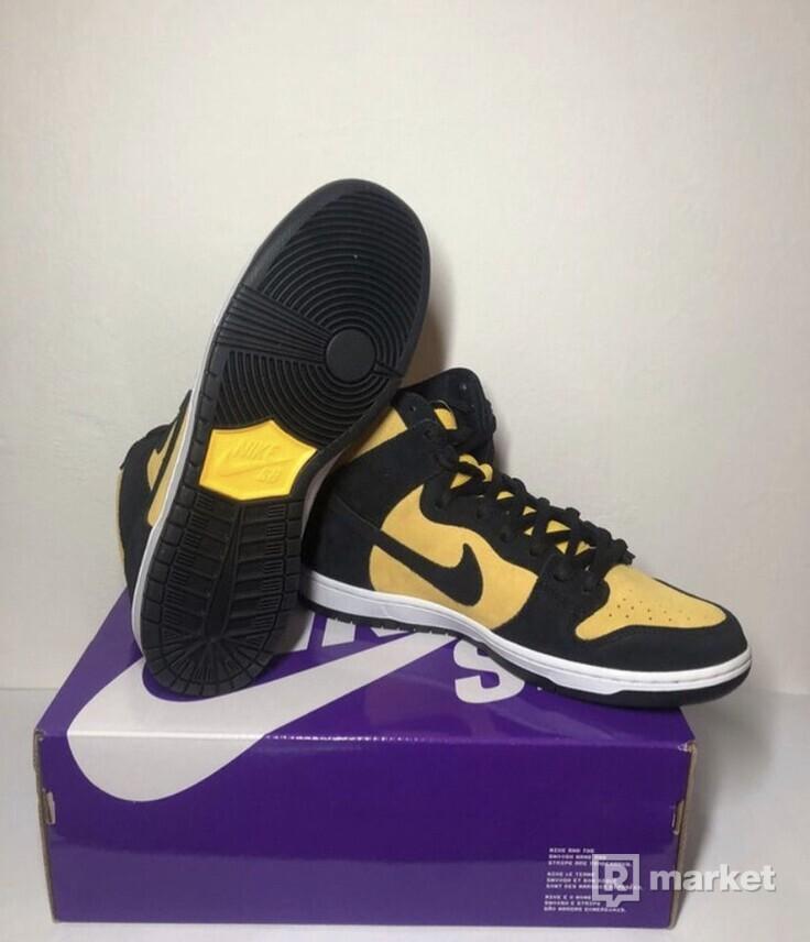 Nike dunk high SB Reverse god