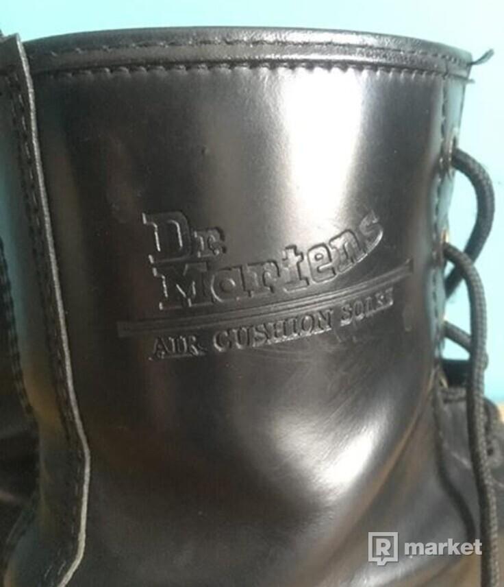 Dr. Martens kožené topánky