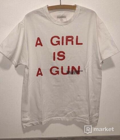 A GIRL IS A GUN Tee