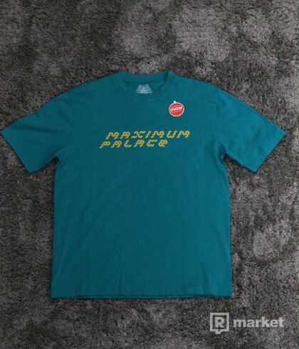 Palace Tri-Flect Tee Sea Green