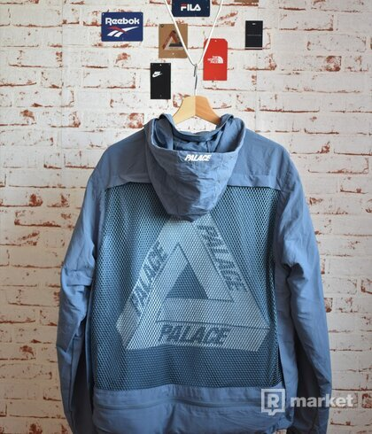 Palace Bare Storage Jacket Flint Grey