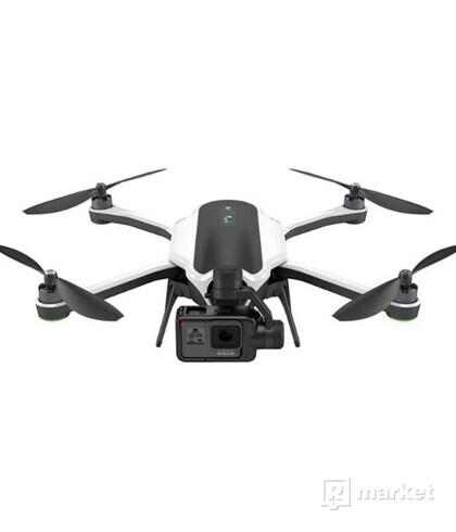 Dron GoPro Karma + kamera HERO5 Black + další baterie