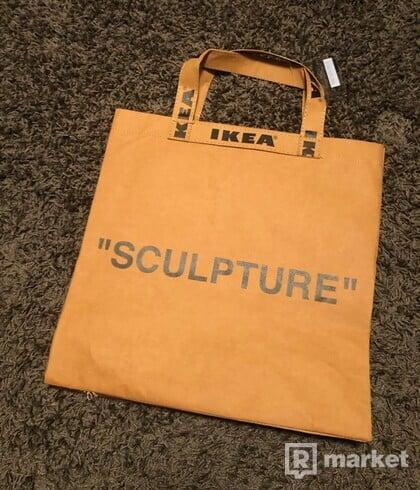 Virgil Abloh x IKEA MARKERAD Medium Bag Brown