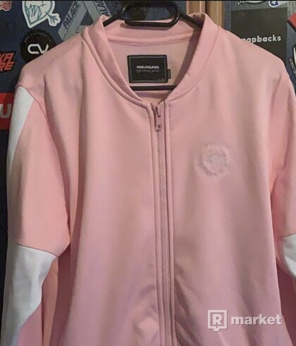 Pink Dolphin Wave Performance Jacket