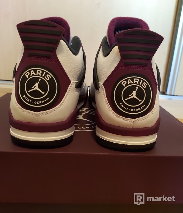 Jordan 4 PSG - Paris